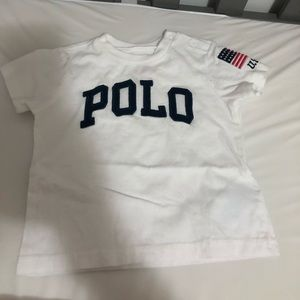 POLO Baby shirt size 6 Month